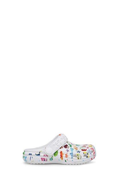 Akınalbella Çocuk Beyaz Sandalet E202p016