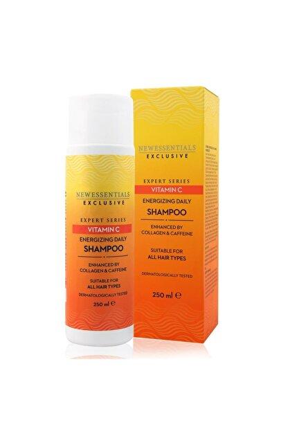 New Essentials C Vitamini Canlandırıcı Günlük Saç Bakım Şampuanı 250 Ml
