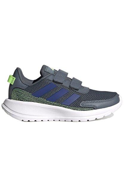 adidas TENSAUR RUN C Gri Erkek Çocuk Koşu Ayakkabısı 100663742