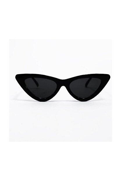 Castello Kadın Siyah Gözlük