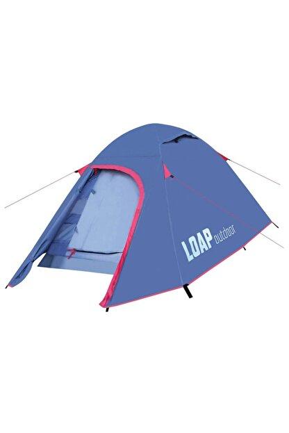 Loap Asp 3 Mevsim 3 Kişilik Kamp Çadırı
