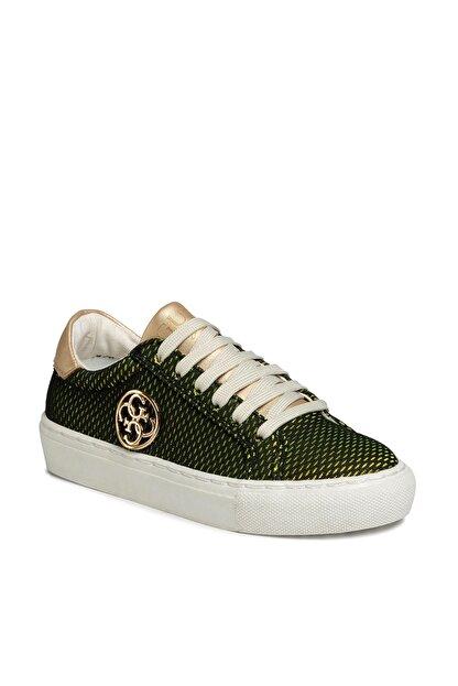 Guess Siyah Kız Çocuk Sneaker FI6LUC