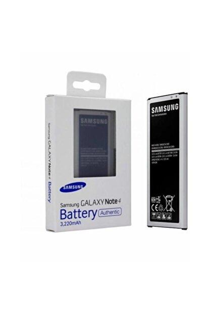 Samsung Galaxy Note 4 Batarya Pil Orjinal