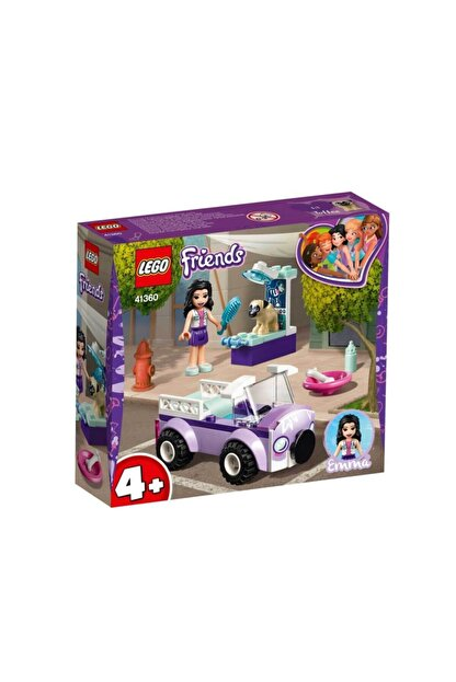 LEGO Friends Emma'nın Veteriner Kliniği