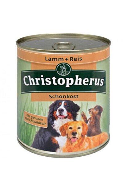 Christopherus Kuzu Ve Pirinçli Glutensiz Köpek Konservesi 800 Gr*2