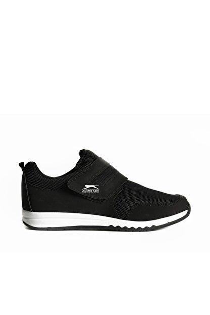 Slazenger Alıson Günlük Giyim Kadın Ayakkabı Siyah / Beyaz