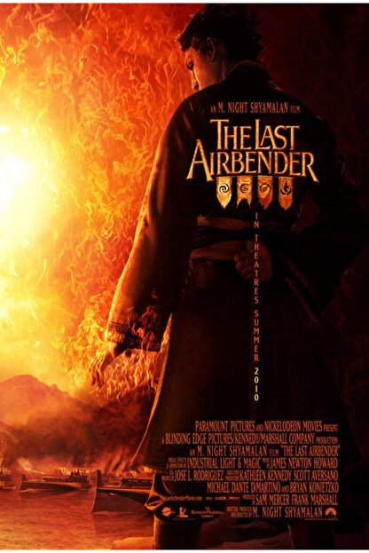 POSTER The Last Airbender (2010) 35 X 50 Insomnıa