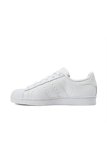 adidas Superstar Foundation Erkek Beyaz Sneaker B27136