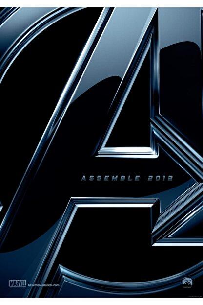 POSTER Avengers (2012) 35 X 50 Renegade