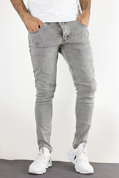 SHEHBA Fmx Yırtıklı Erkek Kot Pantolon