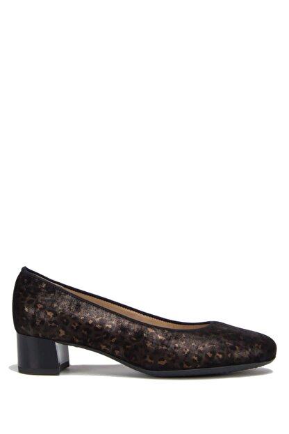 ARASHOES Kadın Kahverengi Topuklu Ayakkabı