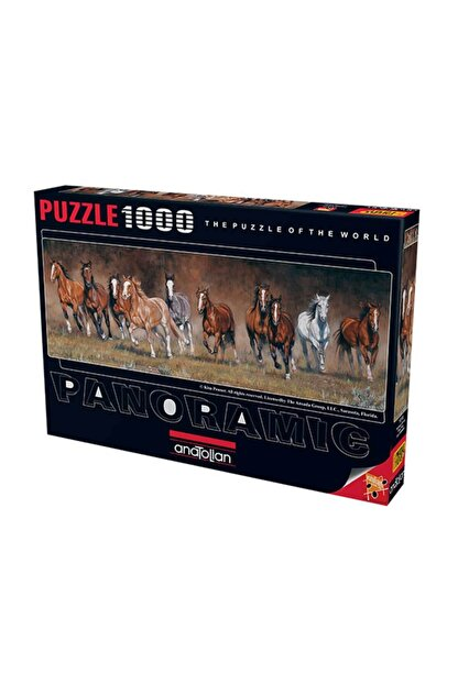 Anatolian Puzzle 1000 Parça Serbest Zaman Puzzle