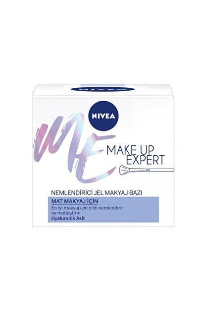 Nivea Nıvea Make Up Expert Mat Makyaj Için Nemlendirici Jel Makyaj Bazı 50 ml