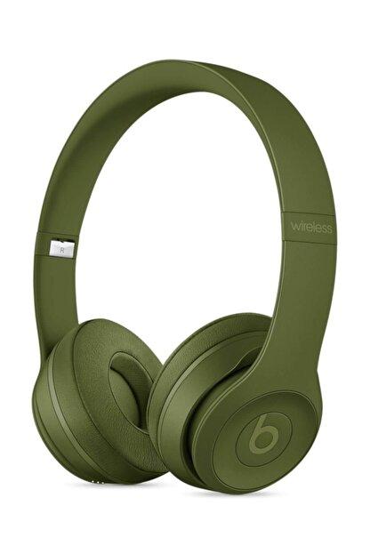 Beats Solo3 Wireless On-Ear Headphones Neighborhood Collection Turf Yeşil MQ3C2ZE/A