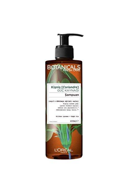 Botanicals Kişniş Güç Kaynağı Şampuan 400 ml 3600523428908
