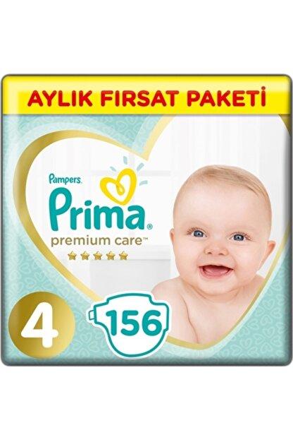 Prima Bebek Bezi Premium Care 4 Numara 9-14 Kg 156