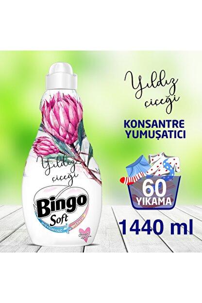 Bingo Soft Yıldız Çiçeği Konsantre Yumuşatıcı 1440 ml