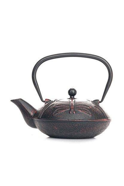 Beta Ba3081 Cast Iron Teapot-demir Döküm Demlik Purple 600 Ml