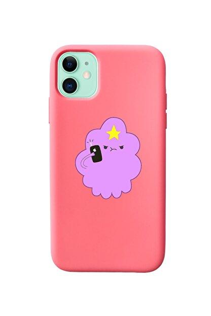 Mupity Iphone 11 Pudra Prenses Telefon Tasarımlı Lansman Kılıf