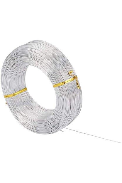 Dünya Magnet Alüminyum Tel 100 m 0,6 mm