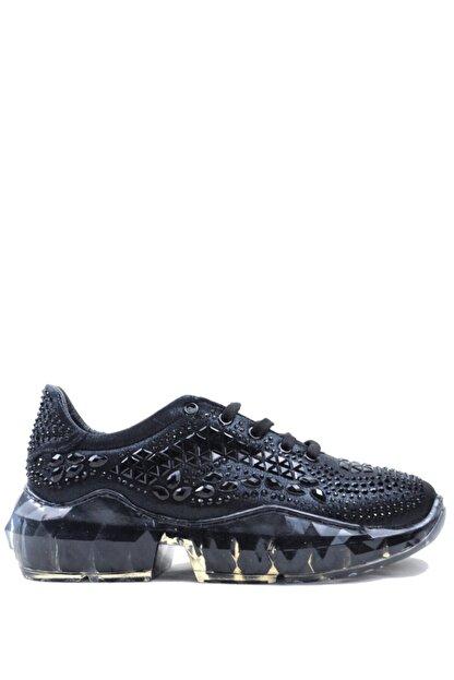 Buffalo Kadın Siyah Ayakkabı