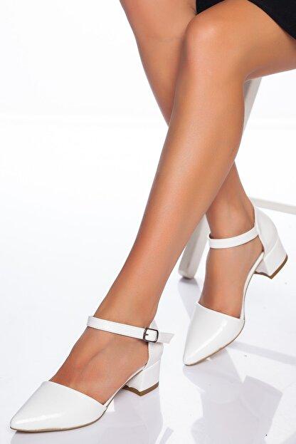 Gusto Kadın Beyaz Ayakkabı 1005
