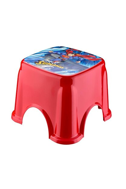 Tuffex Kırmızı Superman Çocuk Taburesi