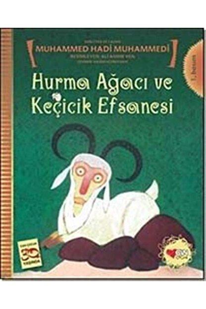 Can Çocuk Yayınları Hurma Ağacı Ve Keçicik Efsanesi