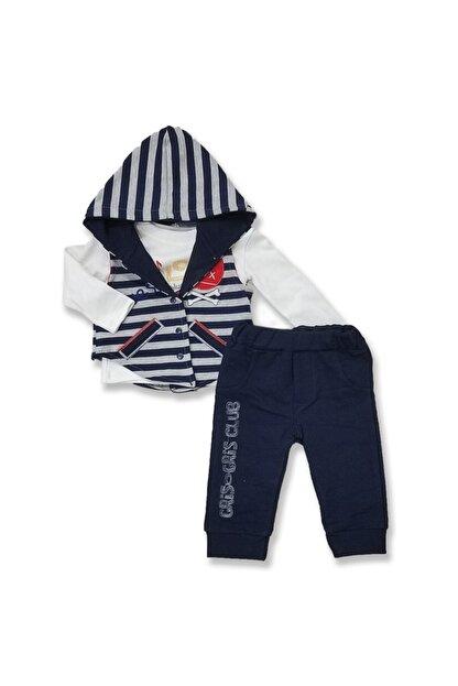 Baby Choice Erkek Bebek Lacivert Takım