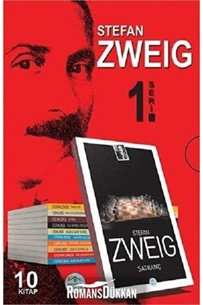 Mavi Çatı Yayınları Stefan Zweig Seti-set 1-10 Kitap Takım