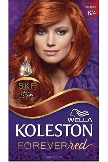Koleston Set Saç Boyası 6.4 Kızıl Bakır