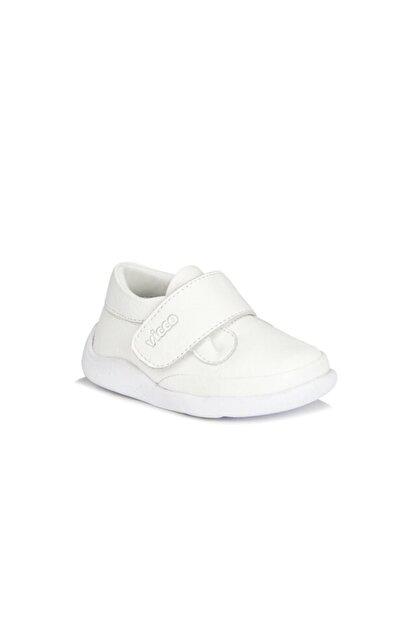Vicco Shot Ilk Adım Deri Phylon Ayakkabı Beyaz 910.e20k.021