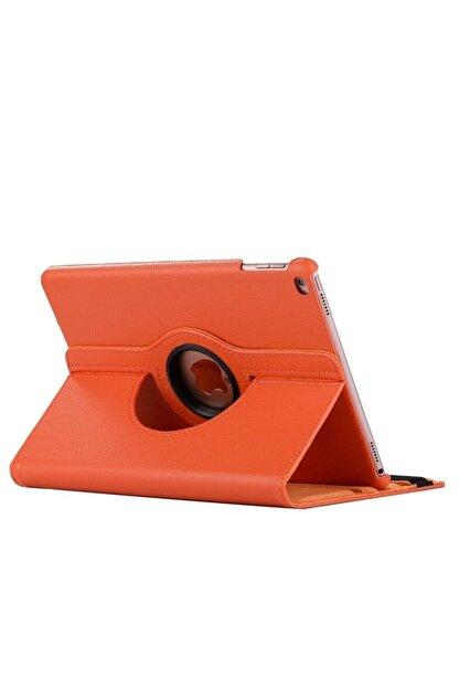 MOBAX Turuncu Apple Ipad Air 2 Kılıf Dönebilen Standlı Case A1566 A1567