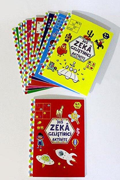 Çocuk Gezegeni 365 Zeka Geliştirici Aktivite Seti 8 Kitap