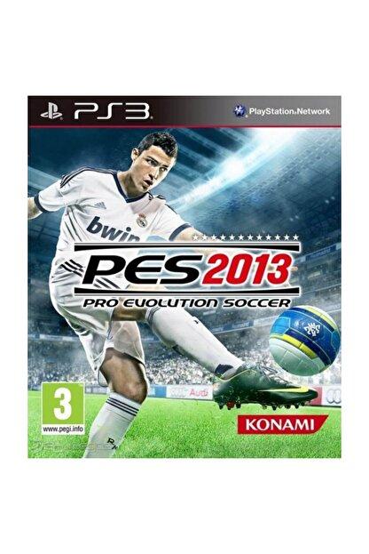 Konami Pes 2013 Türkçe Menü Bles-01709 Ps3 Oyun