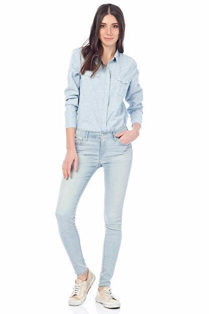 Levi's Kadın 710 Skinny Jean 17778-0038
