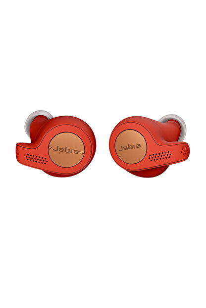 Jabra Elite Active 65T Bluetooth Kulaklık Cooper Kırmızı