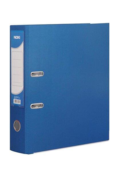 Noki Mavi Geniş Çakmalı Klasör  56411-130