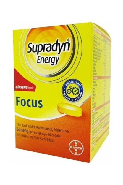 Supradyn Energy Ginseng Focus