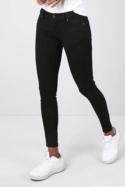 Colin's Siyah Kadın Pantolon CL1041709