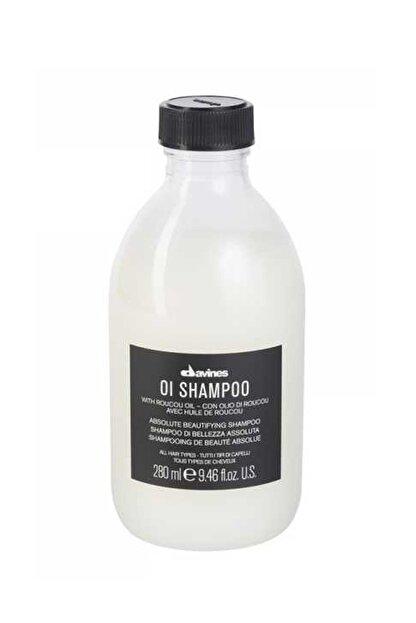 Davines Tüm Saç Tipleri için Sülfatsız Bakım Şampuanı - Oi Shampoo 280 ml 8004608235552