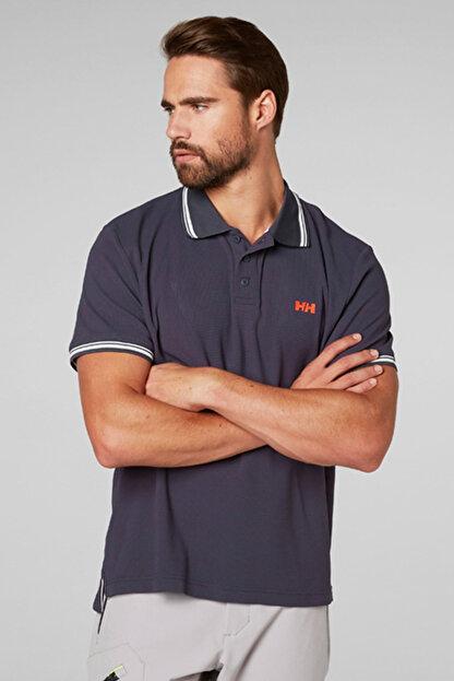 Helly Hansen Erkek Kos Ss Polo Yaka T-shirt