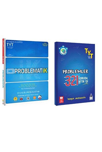 Tonguç Akademi 321 Rehber Matematik Problemler Ve Problematik 2021 2'li Set