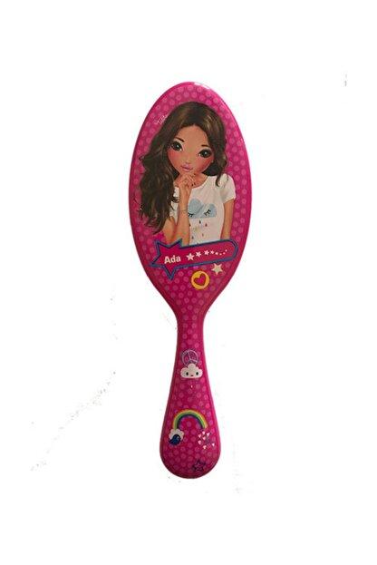 Top Model Saç Fırçası 19 Pembe Ada /