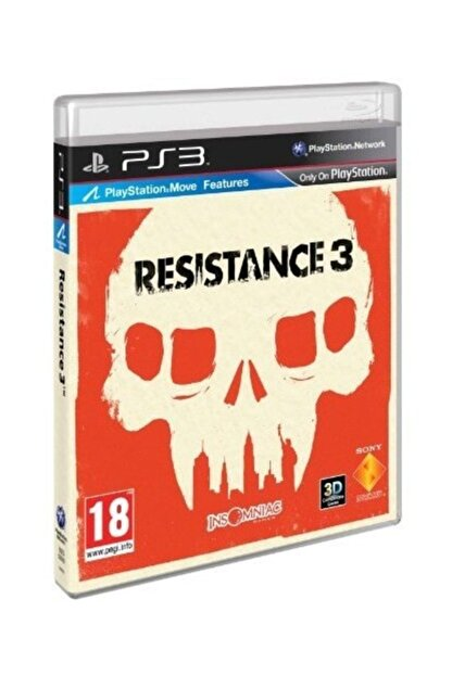 Sony Resistance 3 Ps3