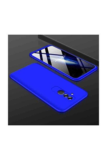Telefon Aksesuarları Mate 20 Lite Kılıf Ays Kapak 360° Full Koruma Ön Arka Tam Koruyucu