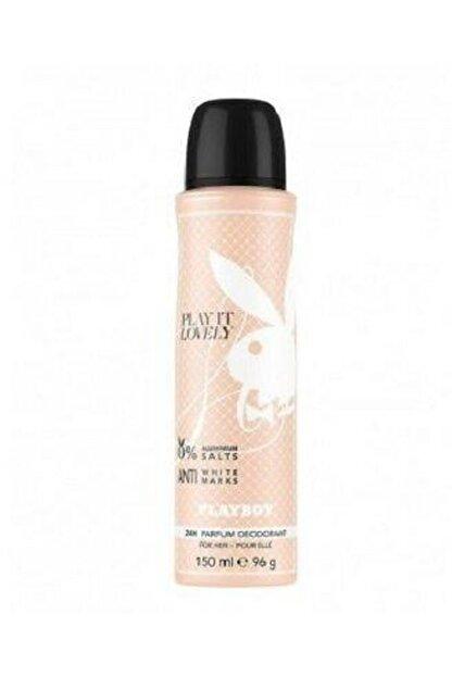 Playboy Lovely Kadın Deodorant 150 ml 3614221641699