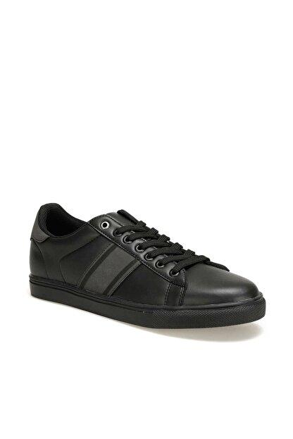 FORESTER MR-103 Siyah Erkek Kalın Taban Sneaker Spor Ayakkabı 100441005