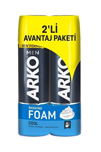Arko Men 2'li Cool Tıraş Köpüğü 2x200 ml
