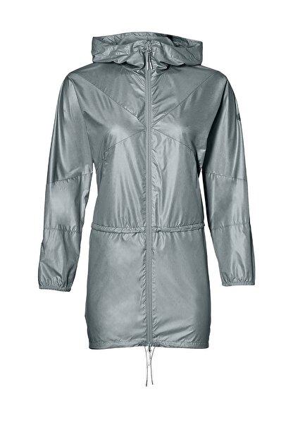 Asics & Onitsuka Tiger Kadın Gri Ceket